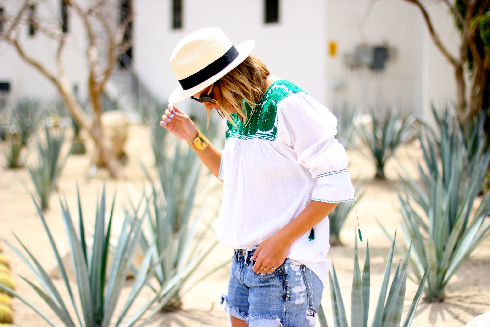 64aa7d9a74c3 Top  Found in Cabo at a village marketplace  Shorts  Madewell